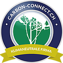 Carbon Connect Badge